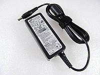 Блок живлення для ноутбука SAMSUNG 19V, 2.1 A, 40W, 5.5*3.0-PIN, 3 hole, black (без кабелю! ), фото 1