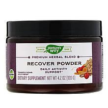 """Порошок для восстановления и поддержки активности Nature's Way """"Recover Powder Daily Activity Support"""" (120 г)"""