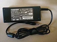 Блок питания для ноутбука TOSHIBA 19V, 3.95A, 75W, 5.5*2.5мм, прямой разъём, black (без кабеля! ), фото 1