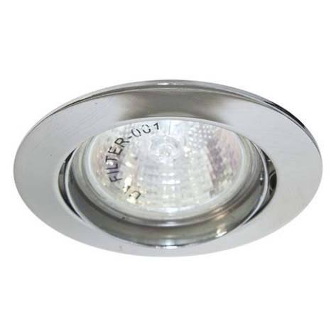 Встраиваемый светильник Feron DL308 хром, фото 2