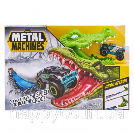 Игровой набор METAL MACHINES – Crocodile