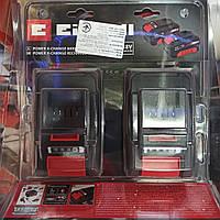 Аккумулятор 2 шт. 4 Ач 18 V PXC-Twinpack Einhell Power X-Change