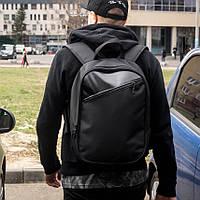 Чоловічий рюкзак для міста Mount чорний, молодіжний рюкзак міський рюкзак, спортивний рюкзак