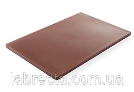 Доска разделочная Hendi 825648 (600х400 мм) коричневая