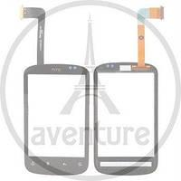 Сенсор (тачскрин) HTC A310 Explorer чёрный