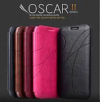 Чехол-книжка ОСКАР Samsung i9295 коричневый