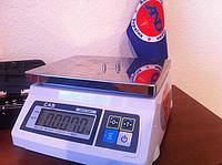 Порционные весы электронные CAS SW-2D