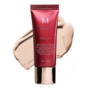 BB крем Missha Perfect Cover BB Cream SPF42/PA+++ NO21 Light Beige 20 мл