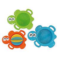 Игрушка для купания Baby Mix Черепаха (3 шт) KP-0689