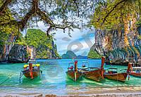 Пазл Сastorland на 1500 элементов Красивый залив в Тайланде