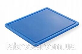 Доска разделочная Hendi 826126 HACCP GN 1/2 - голубая (синяя)