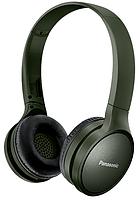 Беспроводные наушники Гарнитура Panasonic RP-HF410BGC-G зеленый