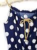Женственное платье-сарафан в горошек (44), фото 2