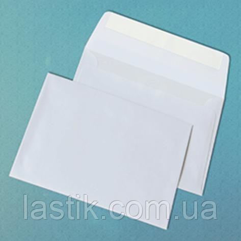 Конверт С6 (114х162мм) белый МК, фото 2