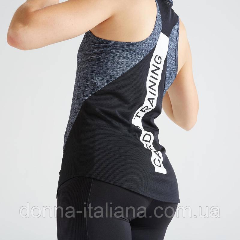 "Спортивная майка CARDIO-RAINING  Donna-italiana. ""S"""
