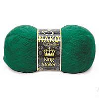 Мохеровая пряжа (100г/440м, 50%-мохер,50%-премиум акрил) Nako King Moher 11288