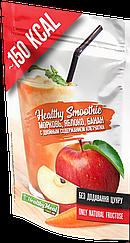 Фруктовый коктейль смузи Power Pro вкус Морковь-Яблоко-Банан (40 грамм)