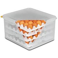 00378 Емкость для хранения яиц с кр. GN 2/3 Araven (354х325х200 мм) из полипропилена