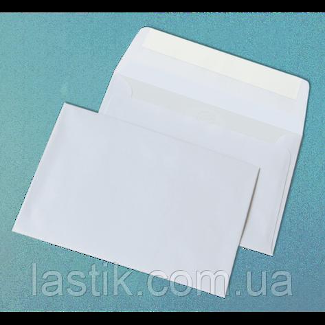 Конверт С6 (114х162мм) белый СКЛ с вн. печатью, фото 2