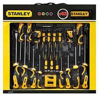 Набор отверток и отверточных насадок Stanley 42 шт.