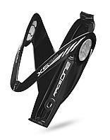 Флягодержатель Raceone Cage X5 Glossy Gel AFT Black/Silver