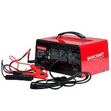 Зарядний пристрій для автомобільних акумуляторів Worcraft BC-217, фото 2
