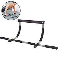 Тренажер-турник Iron Gym многофункциональный, до 100 кг