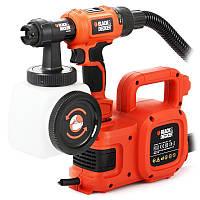 Краскораспылитель электрический Black&Decker 450 Вт 1.18 л