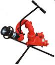Стволы пожарные лафетные комбинированные универсальные ЛС-П20(15,25) и  ЛС-П40(20, 30)у