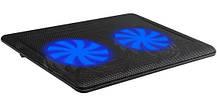 Охолоджуюча підставка для ноутбука ProLogix DCX-007 Black