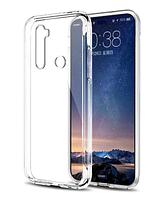 Чехол силиконовый Ультратонкий Epik для Xiaomi Redmi Note 8 прозрачный (ксиоми ксяоми редми нот 8)