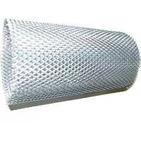 Сітка просічно-витяжна оцинк. 0,5 мм 1м*10м , (24*50)