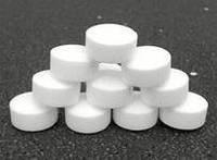 Соль таблетированная производства Украина для смягчения воды