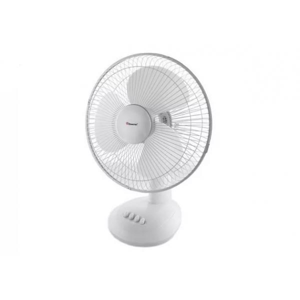 Вентилятор настольный портативный Domotec MS-1626 40 Вт 3 режима