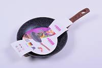 Сковорода Benson BN 526 с антипригарным мраморным покрытием 28 cм