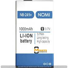 АКБ для Nomi NB-241+/i241