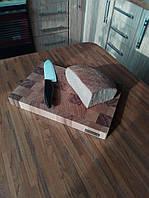 Разделочная дубовая доска, фото 1