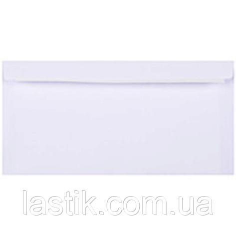 Конверт DL (110х220мм) белый СКЛ с внутренней печатью, фото 2