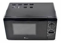 Микроволновая печь Domotec MS 5332 20л, черная, фото 1