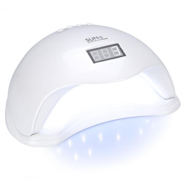 Лампа для маникюра Sun 5 UV/LED 48W White Original (PRSR-76)