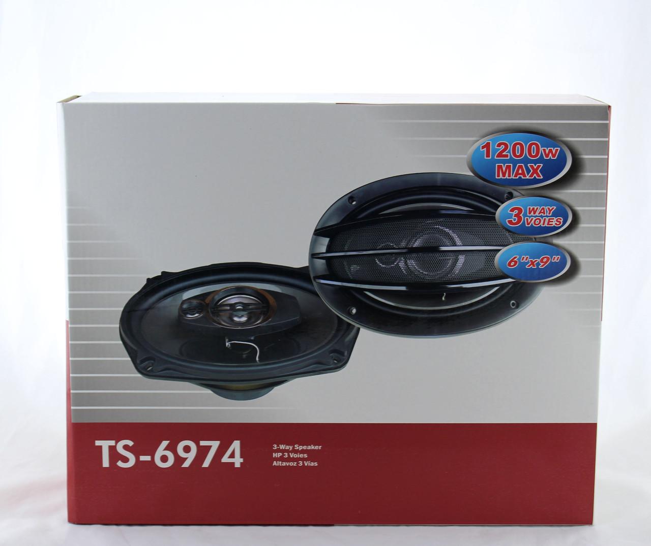 Автоколонки TS-6974