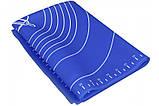 Силіконовий килимок для розкочування тіста і випічки 40 х 50 см з розмітками, фото 2