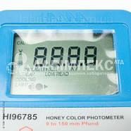 Фотометр HI96785 (анализатор цветности меда), фото 8