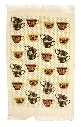 Полотенце кухонное Чашка 40x60 см. (48689)