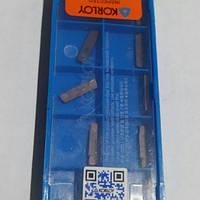 Твердосплавная отрезная пластина KORLOY MGMN200-G PC9030