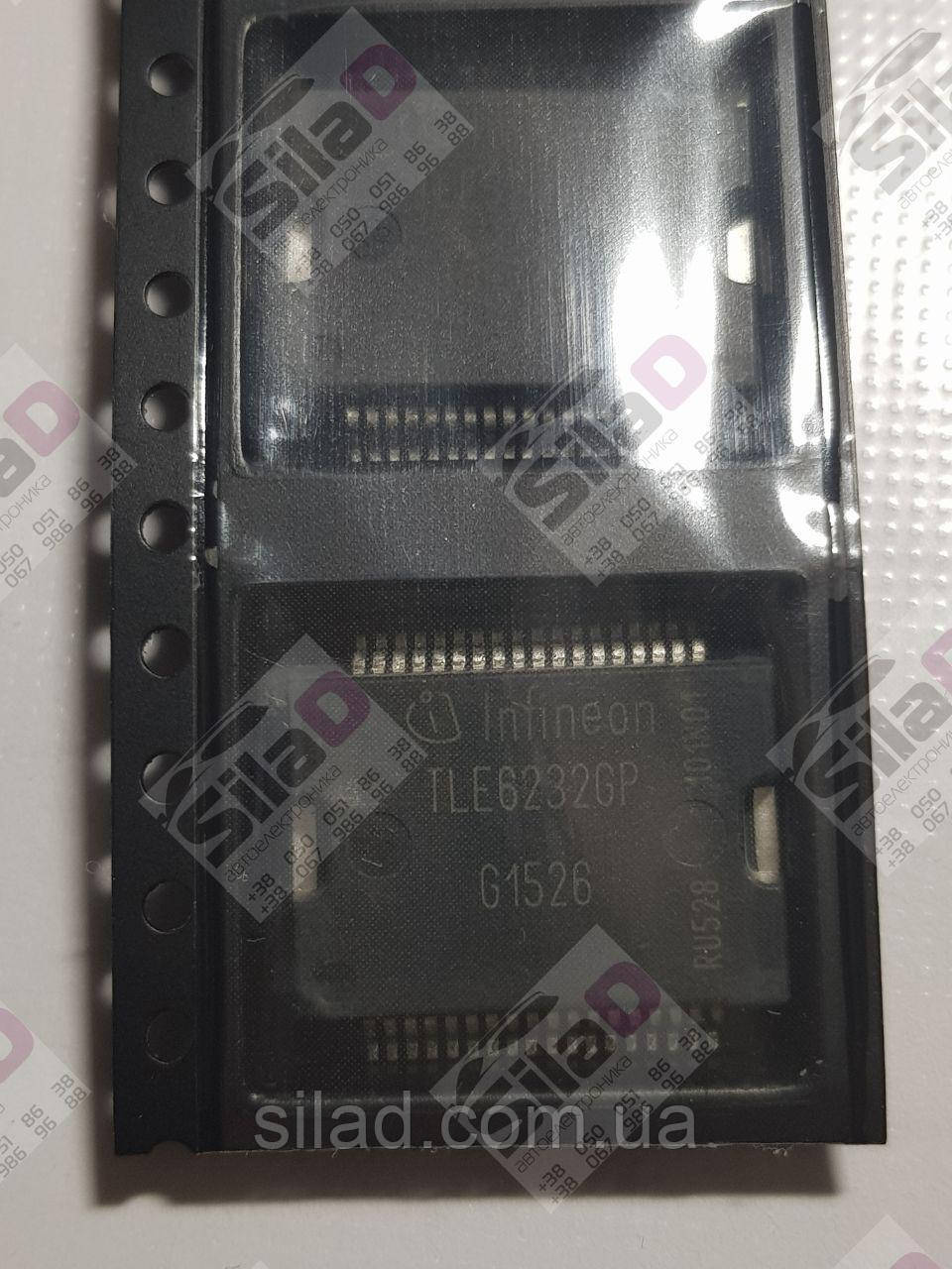 Микросхема Infineon TLE6232GP корпус SOP-36