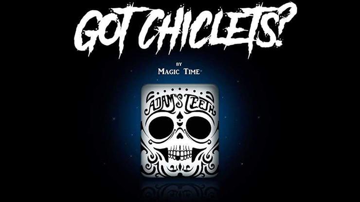 Реквизит для фокусов | Got Chiclets? (Gimmick and Online Instructions)