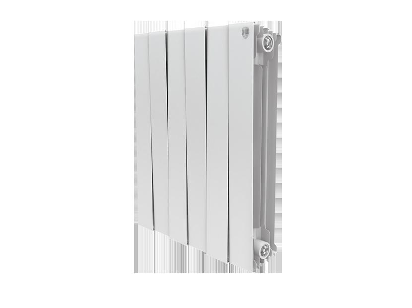 Радиатор Royal Thermo PianoForte 500/Bianco Traffico - 6 секций