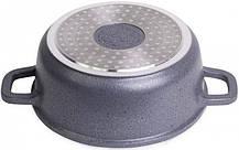 Чудо-кастрюля с антипригарным гранитным покрытием 2.3 л для всех типов плит Kamille, фото 2
