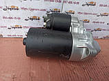 Стартер Nissan Micra K11 K12 Note E11 АКПП 1.0 1.3 1.4 бензин Bosch 0001112017, фото 2
